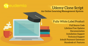 Udemy Clone - Readymade Online Learning Management System